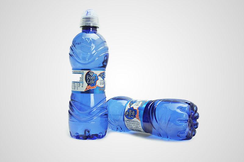 Água Mineral – Font Life