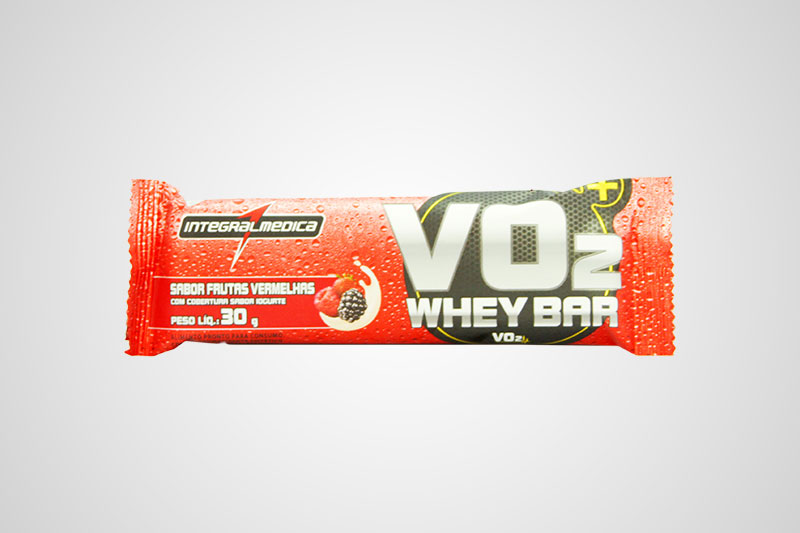 Barra Whey Bar VO2 – Integralmedica